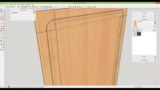 SketchUp Динамические компоненты для мебели: Часть 2