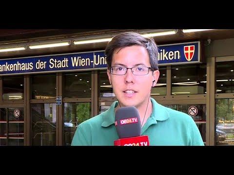 AKH Wien: Niki Lauda In Lebensgefahr