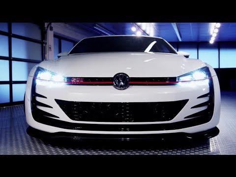 VW Design Vision GTI Design