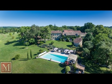 Beautiful restored Manor house for sale in the Dordogne, France - Ref. 4161991 - with Maxwell-Baynes