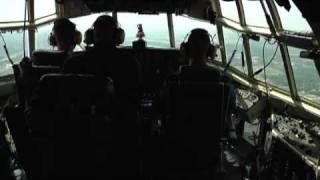 Fat Albert Cockpit: Flight