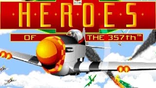 Heroes of the 357th - 1992 PC Game, introduction and gameplay