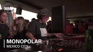 Monopolar Hardware Techno Live set | Boiler Room Mexico City