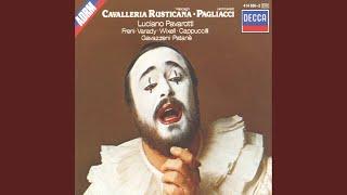 Leoncavallo Pagliacci Act 2 34 No Pagliaccio non son