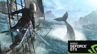 Assassin's Creed: IV Black Flag (Max Setting) - i3 4160 - GTX 1050 Ti