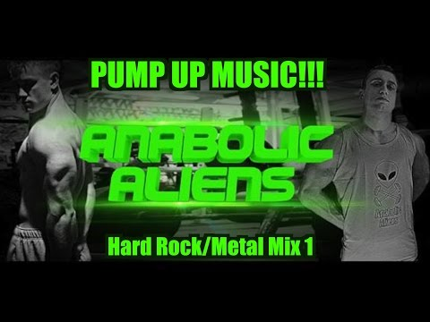 Hard Rock/Metal Pump Up Music | Workout Playlist