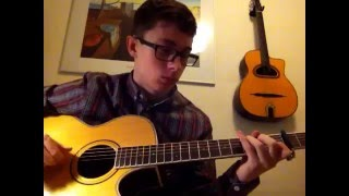 What Happened To Perfect - Lukas Graham - Fingerstyle Guitar cover