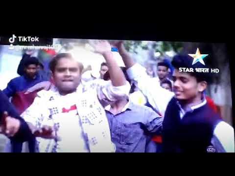 my first tv show Savdhan India at star bharat