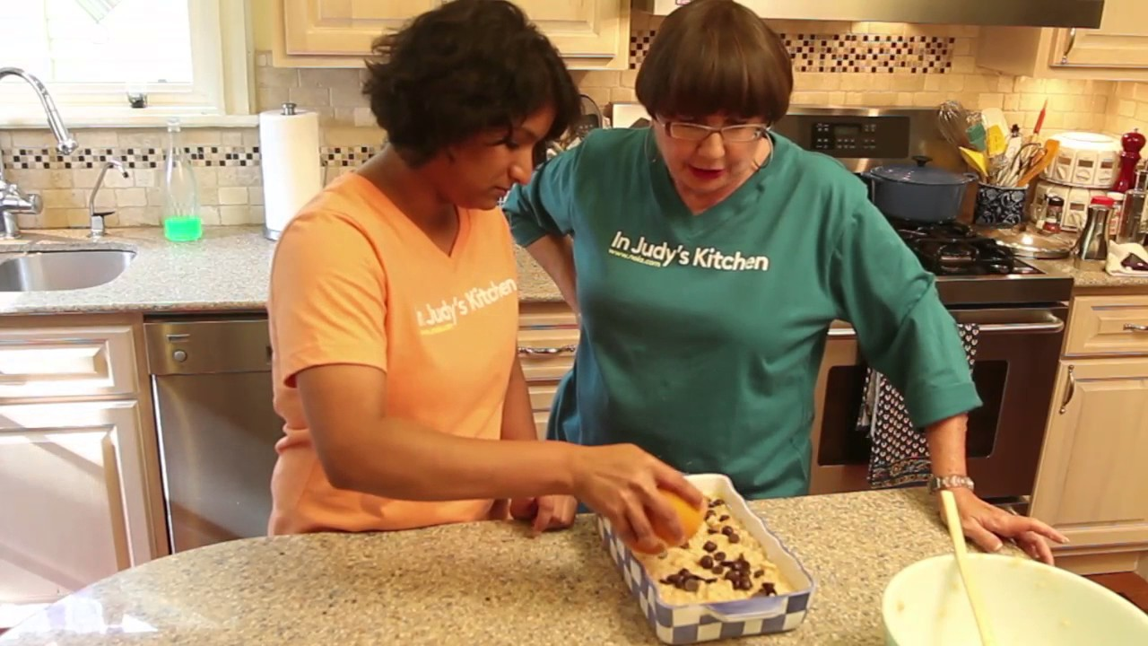 how to make bread pudding in judys kitchen - Judys Kitchen 2