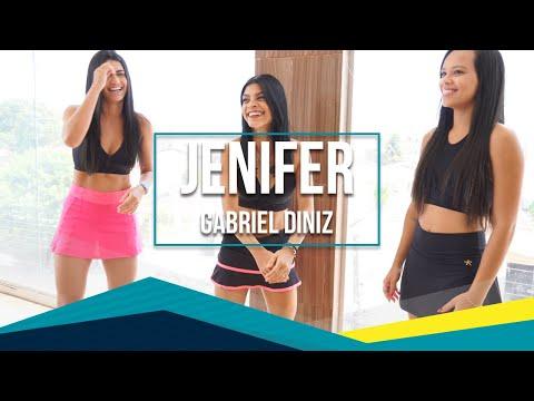 Jenifer - Gabriel Diniz  Coreografia - SóRit