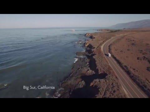 Big Sur, USA with Roadbear RV
