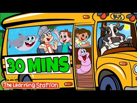 Baby Shark Song ♫ Best Kids Brain Breaks, Action Songs Playlist ♫ Kids Songs ♫ The Learning Station