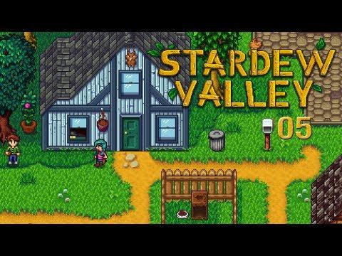 Generate STARDEW VALLEY • #05 - Alex will abhängen | Let's Play Screenshots