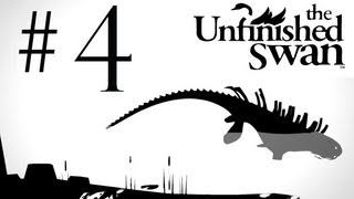 The Unfinished Swan Walkthrough HD - Part 4 [No Commentary]
