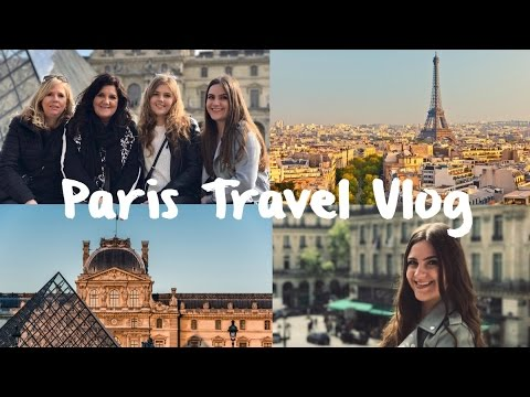TRAVEL VLOG // Paris