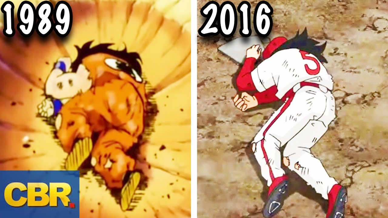 10 times yamcha from dragon ball showed how weak he was youtube