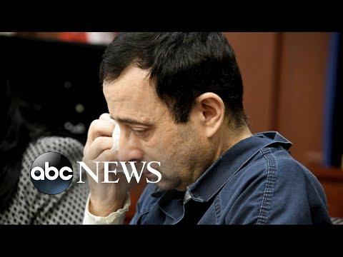 Judge berates former USA Gymnastics doctor Larry Nassar in court