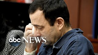 Judge berates former USA Gymnastics doctor Larry Nassar in