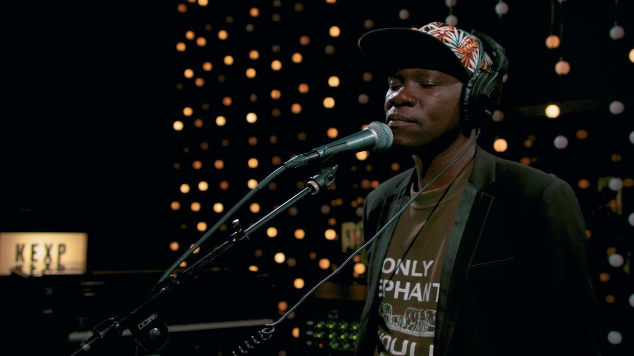 Mokoomba - Manina (Live on KEXP) - Zimbo Jam TV