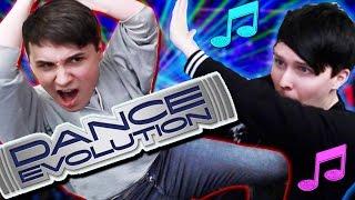 JUST DANCE IN JAPAN!!?! - Dan vs. Phil: Dance Evolution
