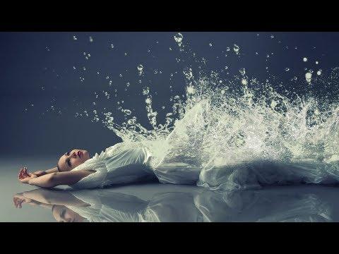 Water Splash Girl Photo Manipulation | Photoshop Tutorial cc