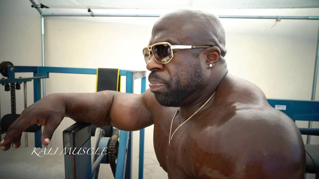 Muscle rich piana kali