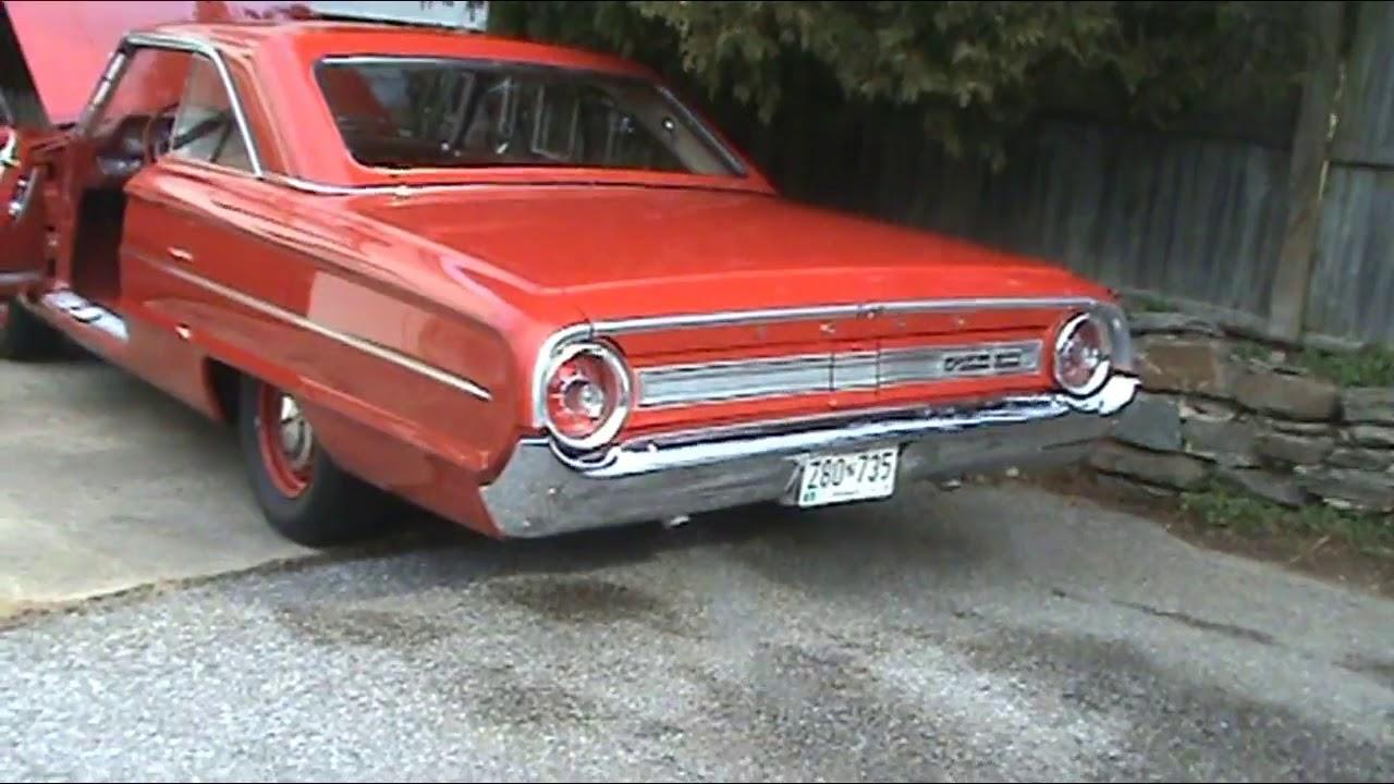 1964 Ford Galaxie R Code 427/425