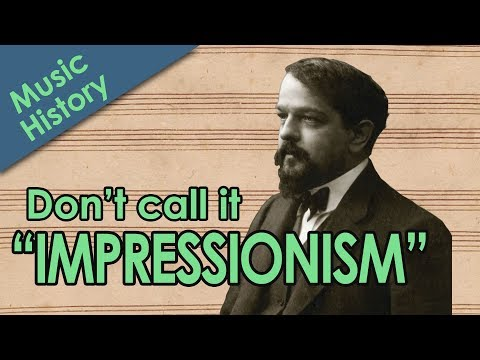 Clair de Lune by Claude Debussy - Music History Crash Course