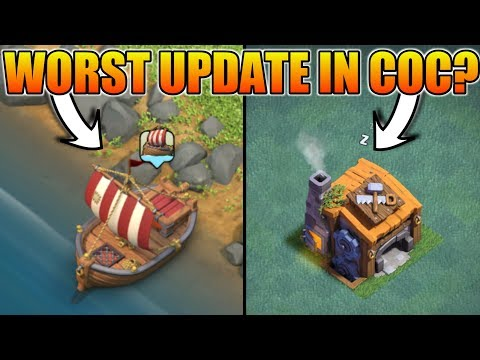 WHAT IS THE WORST UPDATE OF CLASH OF CLANS? | SUNDAY Q&A EP 06 | #ASKGURY