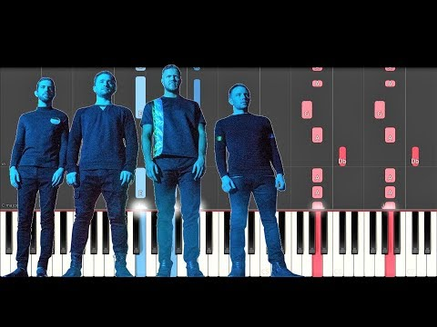 Imagine Dragons - Natural Piano Tutorial Cover - How To Play