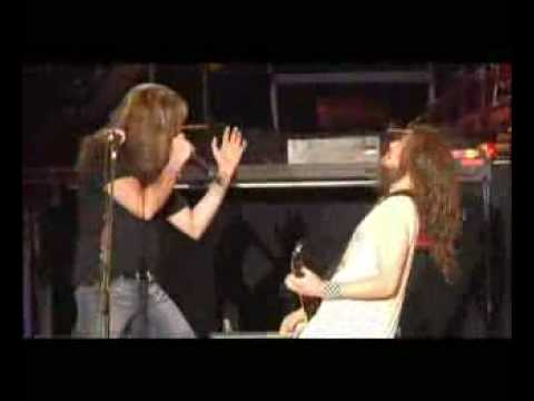 Axl Rose Ft Sebastian Bach – My Michelle Live