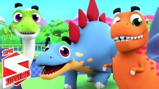 Dino Song | Dinosaur Songs For Kids & Children | Baby Rhyme