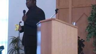 Pastor Henry - He carried me Out in the Spirit - Part 2