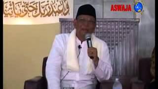 KH Hasyim Muzadi ; Ceramah runtut tentang Shalawat di UI bershalawat | Naila Al Hasna