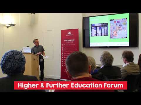 SMP Higher & Further Education Forum - Karl Magee, Stirling University