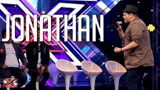 ¡Jonathan y su voz intensa!    6 Sillas   Categoría Chicos   Factor X Bolivia 2018