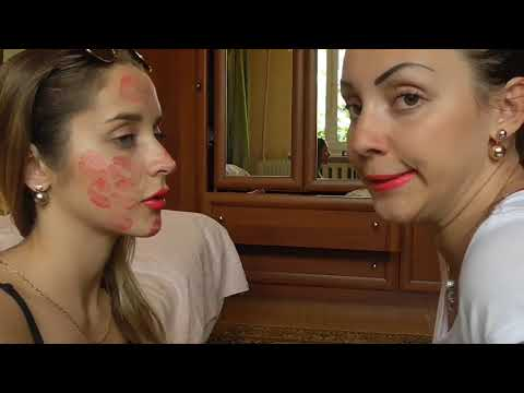 LESBIAN LICK MY BODY CHALLENGE ♥ LIPSTICK LEZBN LOVE from YouTube · Duration:  8 minutes 55 seconds