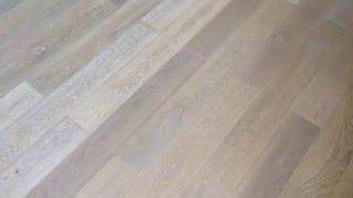 Видео-отзыв на паркетную доску Barlinek Дуб coconut (1,5 года эксплуатации)(, 2016-04-05T06:22:04.000Z)