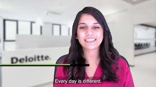 A day in the life with Deloitte Consulting LLP