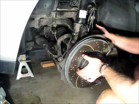 L322 Range Rover  How To Replace Air Springs  YouTube
