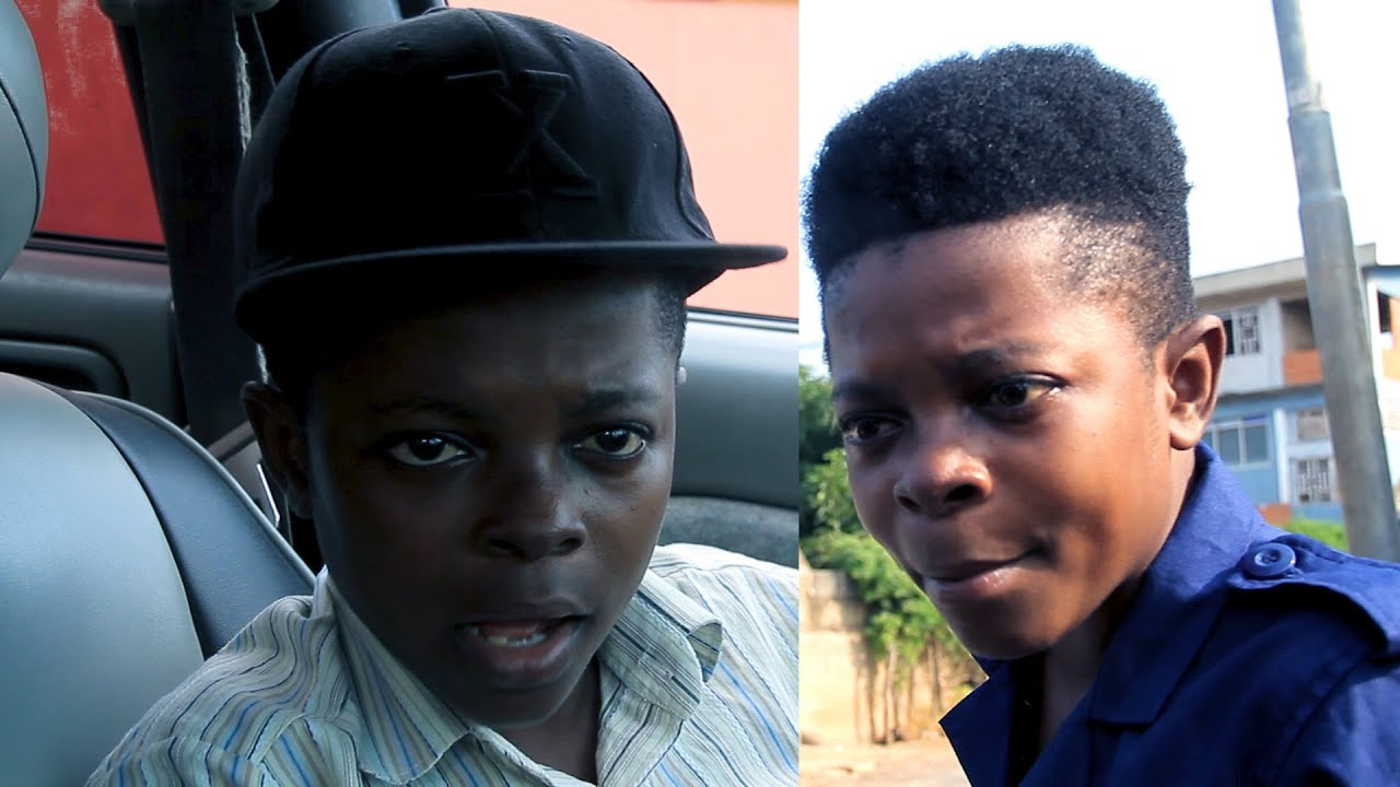 Download Police Amankwah meets his Twin brother (Uber Driver)