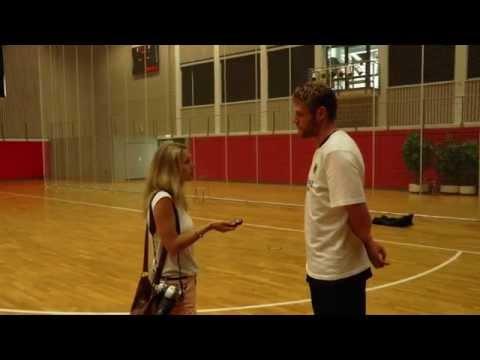 DBB-TV: Ein Tag im Trainingslager mit der A-Nationalmannschaft