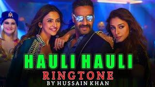 HAULI HAULI SONG RINGTONE||BY HUSSAIN KHAN||DOWNLOAD NOW||