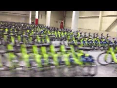 Nice Ride Warehouse