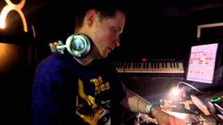 DJ E-Rayzor - Back in Time / Techno Classics - 23.08.13 Nox Club Munich
