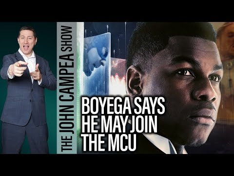 Boyega To Join Marvel Cinematic Universe, Creed 2 Details - The John Campea Show