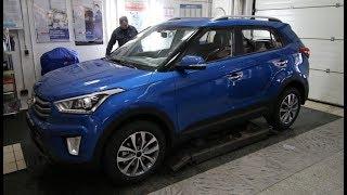 Что установить на Hyundai Creta?
