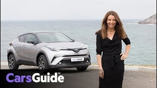 Toyota C-HR Koba 2017 review: family test