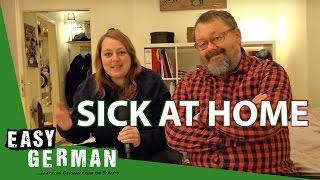 Easy German 178 - Sick at home
