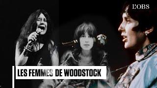 50 ans de Woodstock : focus sur trois femmes d'exception